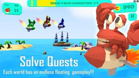 Floaties: Endless Flying Game