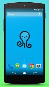 Cute Octopus Live Wallpaper