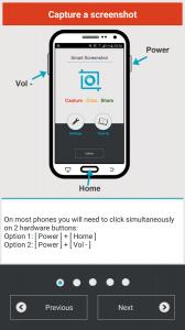 Smart Screenshot - cut & share