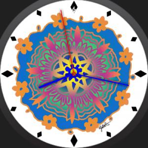 Mandala Faces