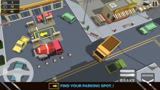 Dr Parking Mania