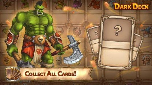 Dark Deck Dragon Card CCG