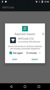 WiFi Pswd viewer
