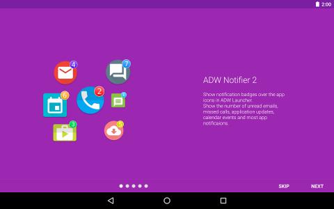 ADW Notifier 2