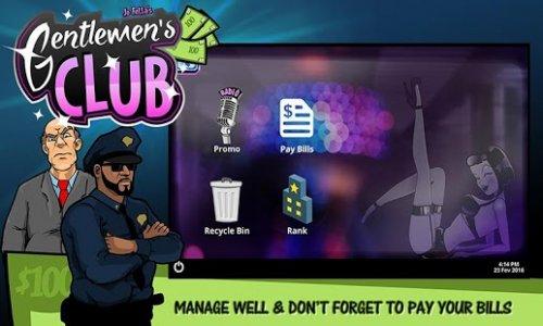 Gentlemens Club - Be a tycoon