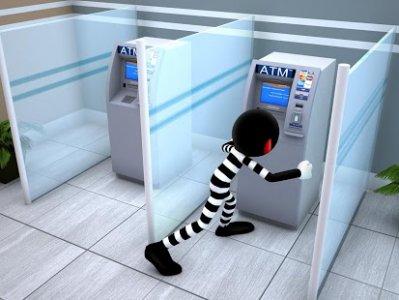 Stickman Bank Robbery Escape