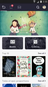 Tapas - Books, Comics, Stories