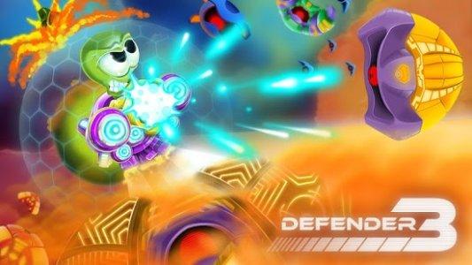 Space Defense - Shooting Game