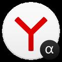 Yandex Browser Alpha
