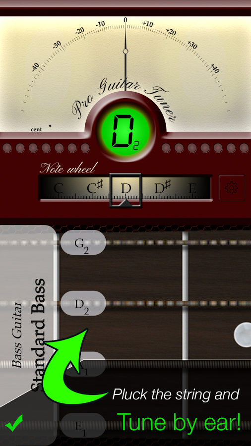 pro guitar tuner apk thing android apps free download. Black Bedroom Furniture Sets. Home Design Ideas
