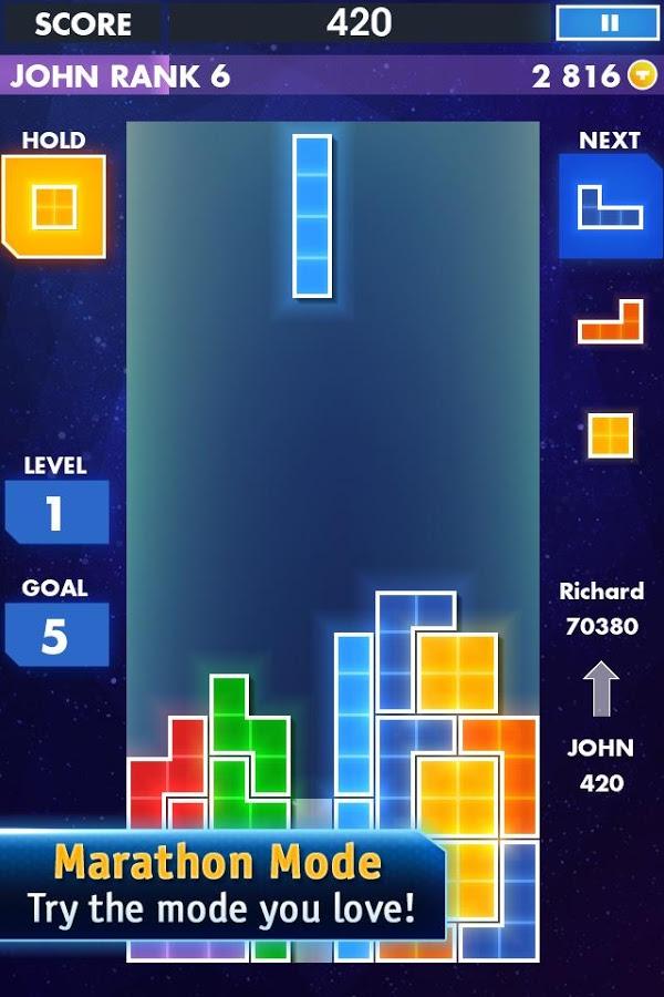 Tetris App Free