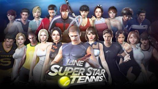 LINE Superstar Tennis