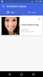 AppLock Face/Voice Recognition