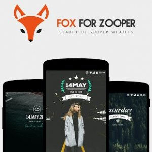 Fox for Zooper
