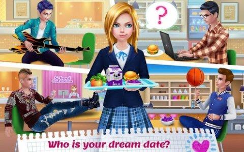 High School Crush - First Love