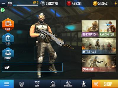 Captain Strike: Reloaded