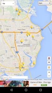 PoGoMaps: A Map for Pokémon GO