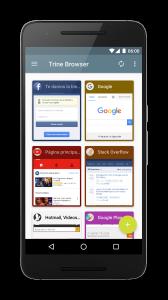 Trine Browser