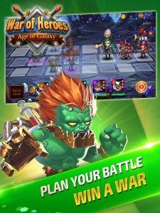 War of Heroes: Age of Galaxy