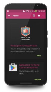 Art Wallpapers of Royale Clash