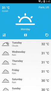 Weather Meteo : World