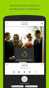 Earbits Music Discovery App