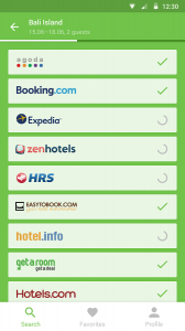 Cheap hotels - Hotellook