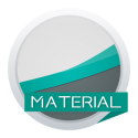 Material Stock Teal Theme