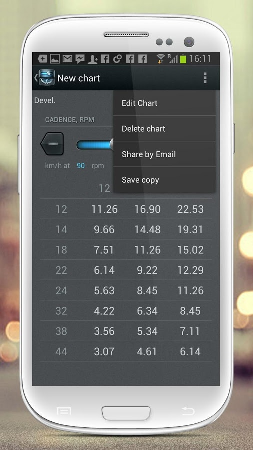 Bike Gear Calculator » Apk Thing - Android Apps Free Download