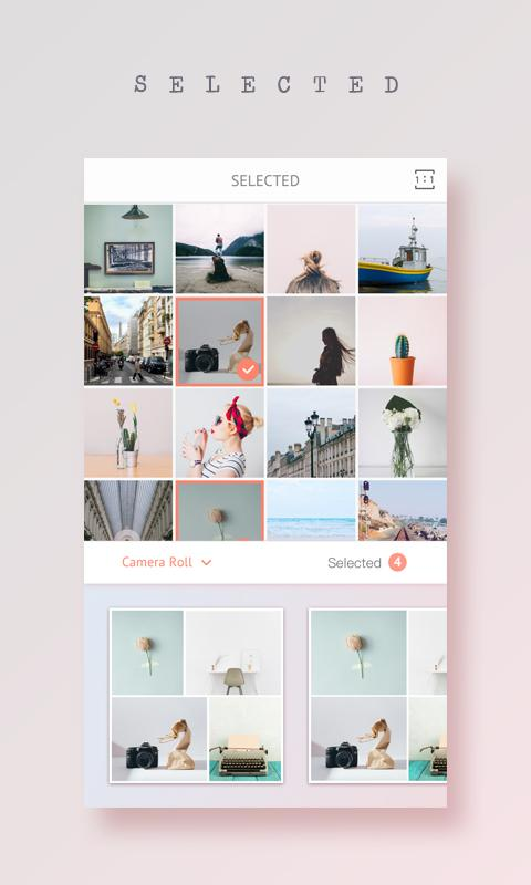 April - Pics Collage & Layout » Apk Thing - Android Apps Free Download