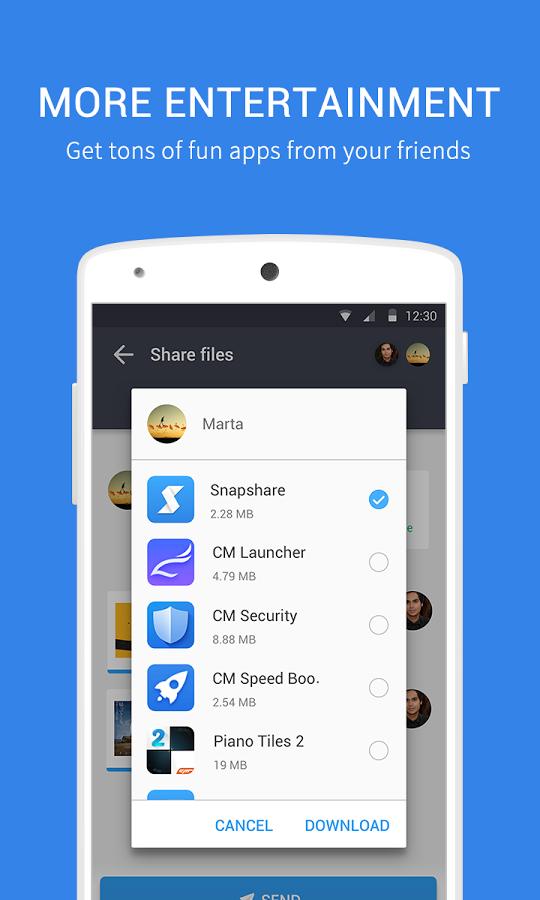 4 share apps apk download