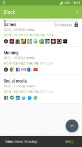 Block Apps - More Productivity