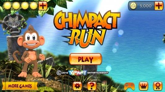 Chimpact Run (Pay Once No-IAP)