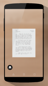 Word Count Camera