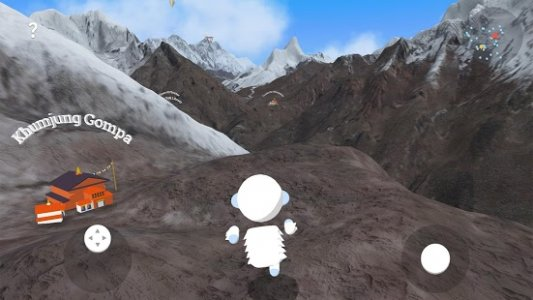 Verne: The Himalayas