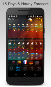 WEATHER NOW Forecast & Widget