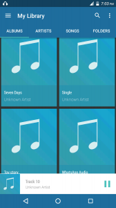 AmpX Music Player [Beta]