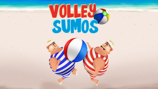 Volley Sumos - Versus game