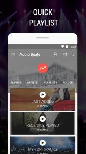 Music Player - Audio Beats