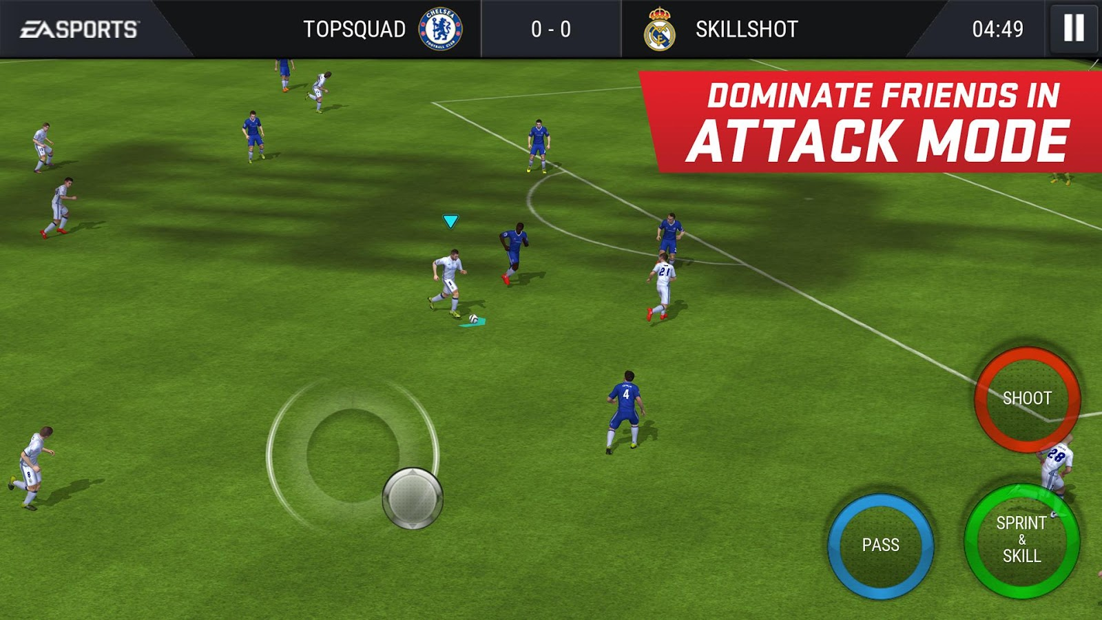 FIFA Mobile Soccer » Apk Thing - Android Apps Free Download