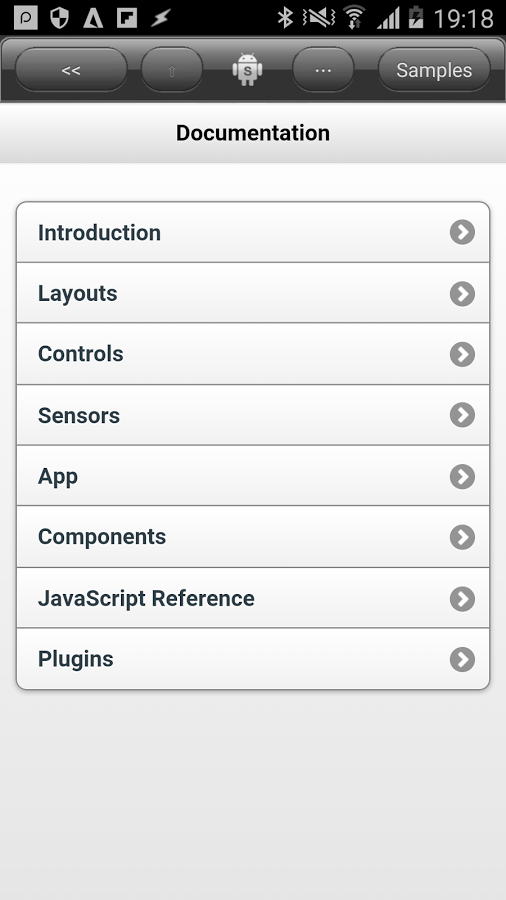 DroidScript - JavaScript IDE » Apk Thing - Android Apps Free Download