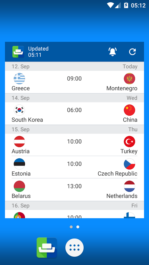 SofaScore Live Score » Apk Thing - Android Apps Free Download