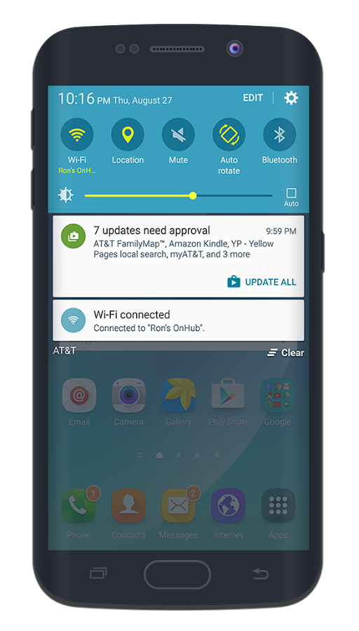 CM14/CM13/CM12 x Galaxy S7 » Apk Thing - Android Apps Free Download