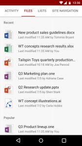 Microsoft SharePoint (Unreleased)