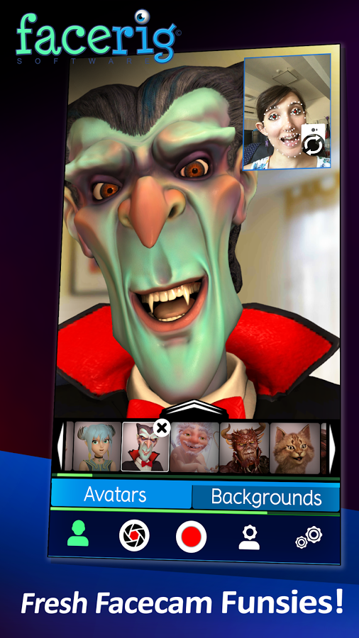 FaceRig » Apk Thing - Android Apps Free Download