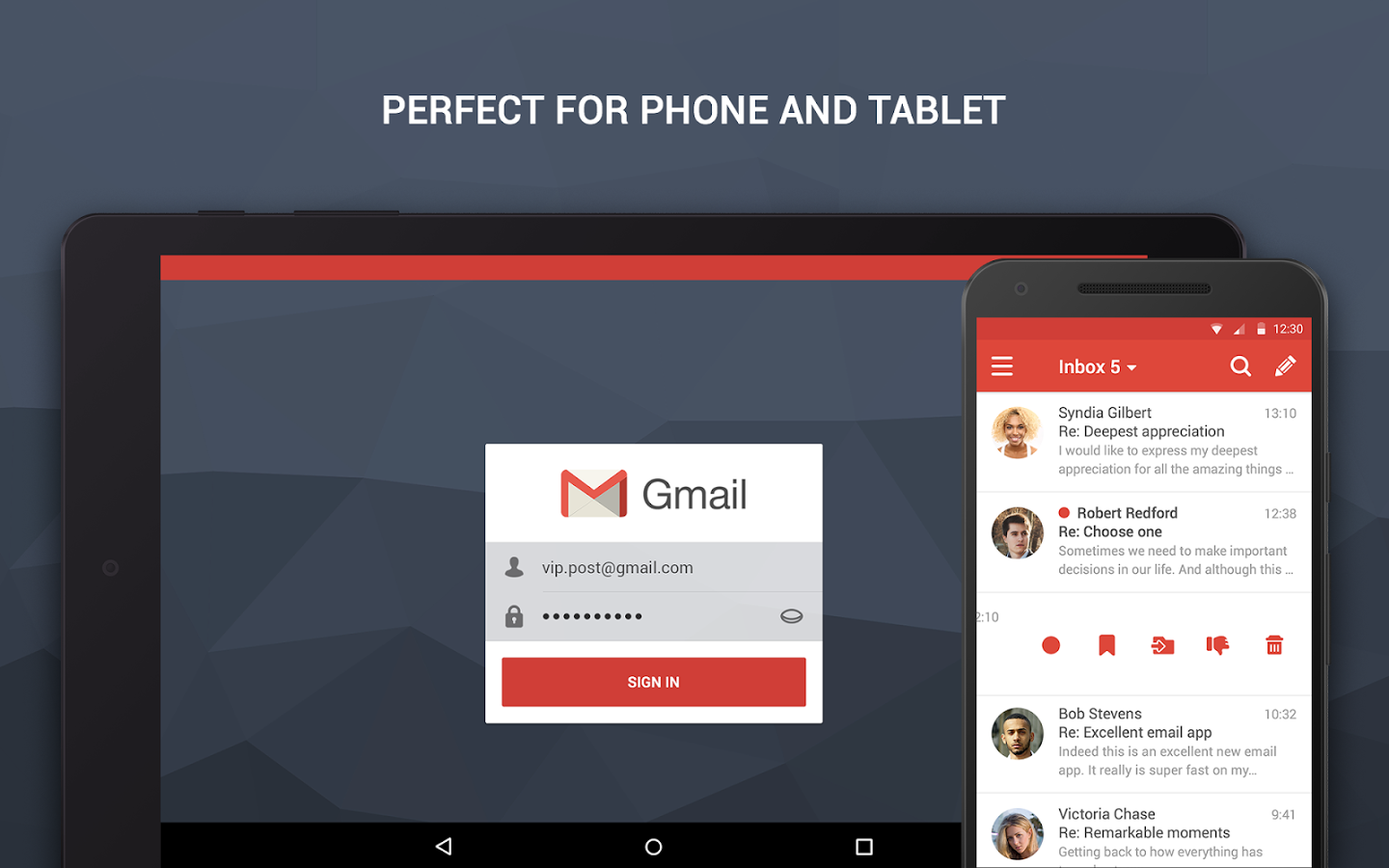 Email App for Gmail » Apk Thing - Android Apps Free Download