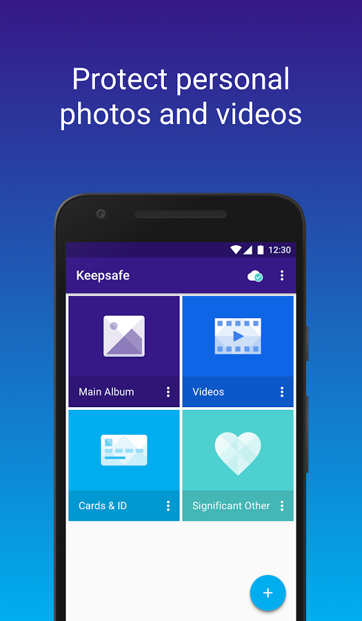 Hide Pictures Keep Safe Vault » Apk Thing - Android Apps