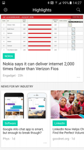 News Pro: For You, In Depth