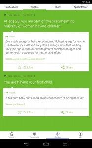 Pregnancy Tracker Glow Nurture