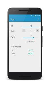 Tippr - Simple Tip Calculator